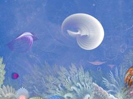 Apophysis Sea by Gibson125