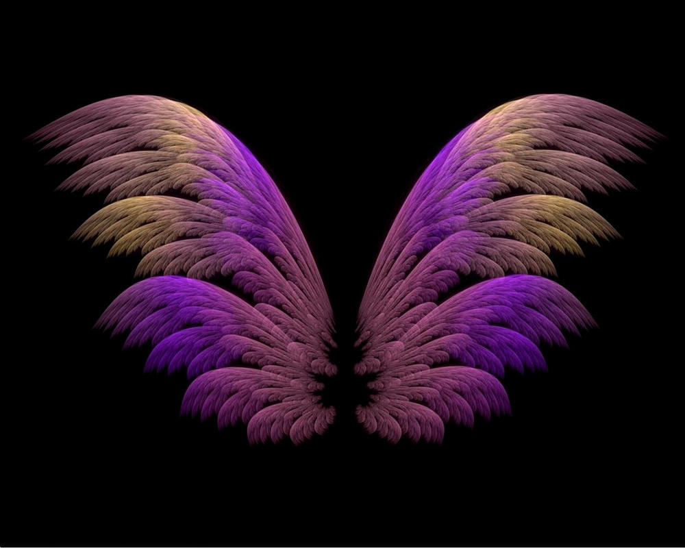 Wings Of Apophysis 002 by Gibson125
