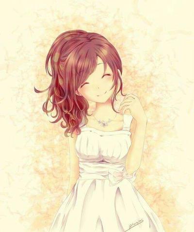 عکس کارتونی دخترانه شاد