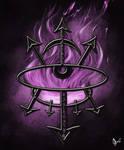 Slaaneshi Chaos symbol