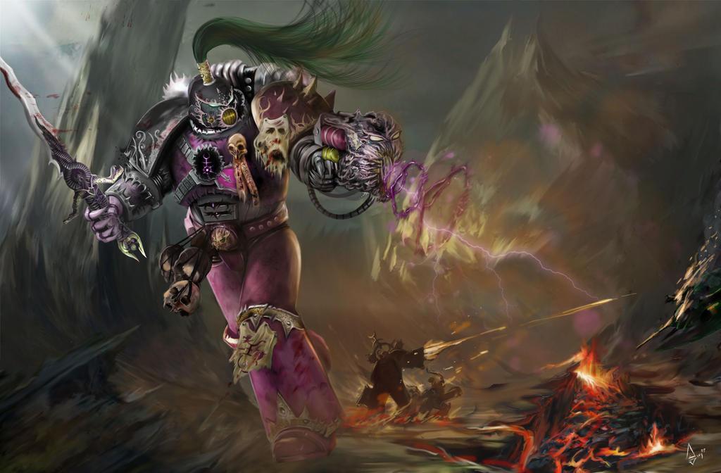 Emperor's Children_Noisemarines_Slaanesh by slaanesh ...