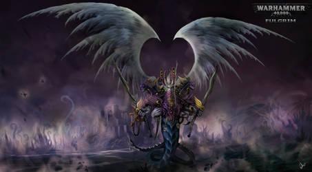 Fulgrim by slaanesh-goddess