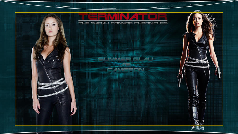 summer glau wallpaper. Summer Glau wallpaper by