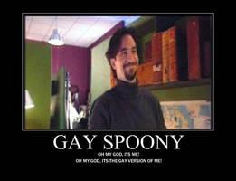 Gay Spoony by LJPhil