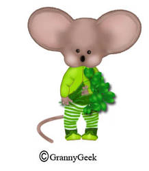 Paddy mouse no hat