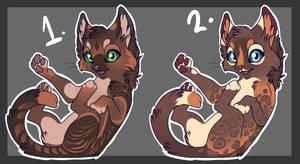 Kitten Design Auction 1# (CLOSED)