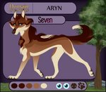 DoTW - Seven - Aryn Pack (Retired)