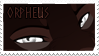 Orphy Stamp by FaIIenShadows