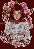 Elizabeth BioShock by Lulu-E-Lin