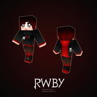 RWBY Minecraft skin #1