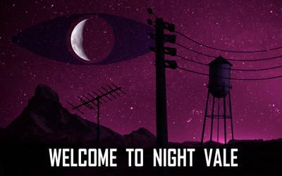 NightVale Wallpaper by FlameXavier3110