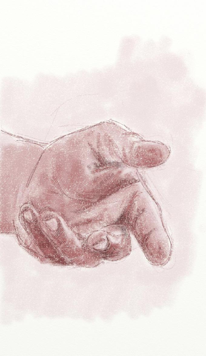 Hand 2 by nikolasalokin