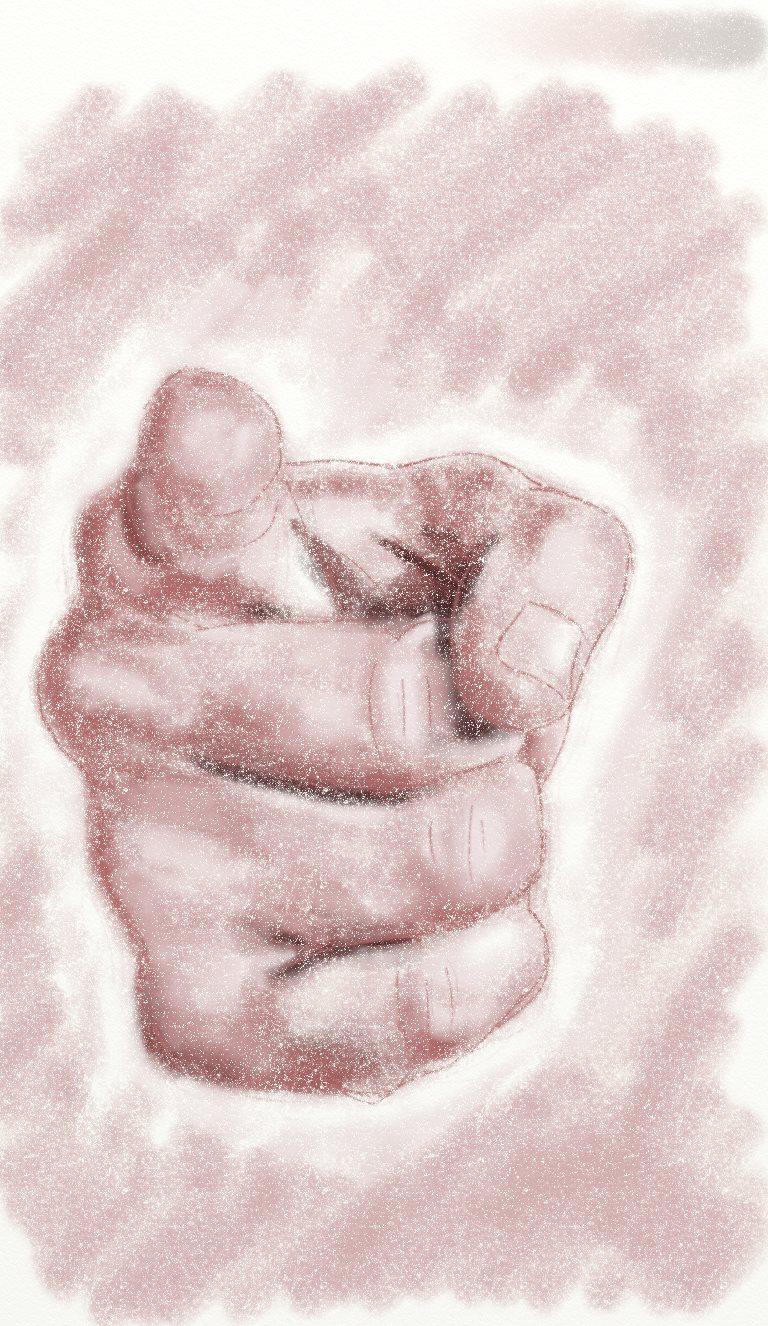 Hand 3 by nikolasalokin