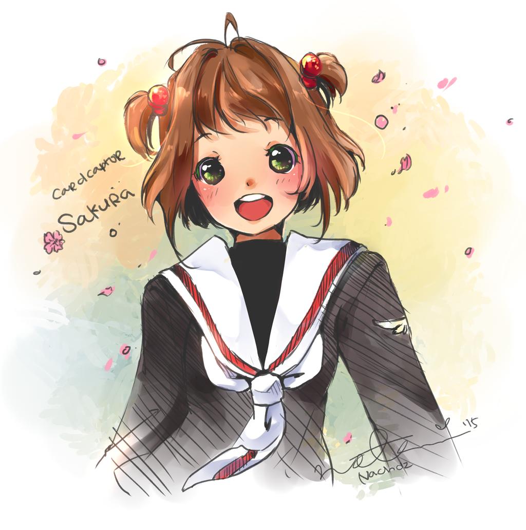Sakura by Nachooz