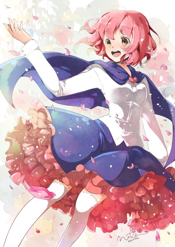 AT Sakura [Speedpaint] by Nachooz