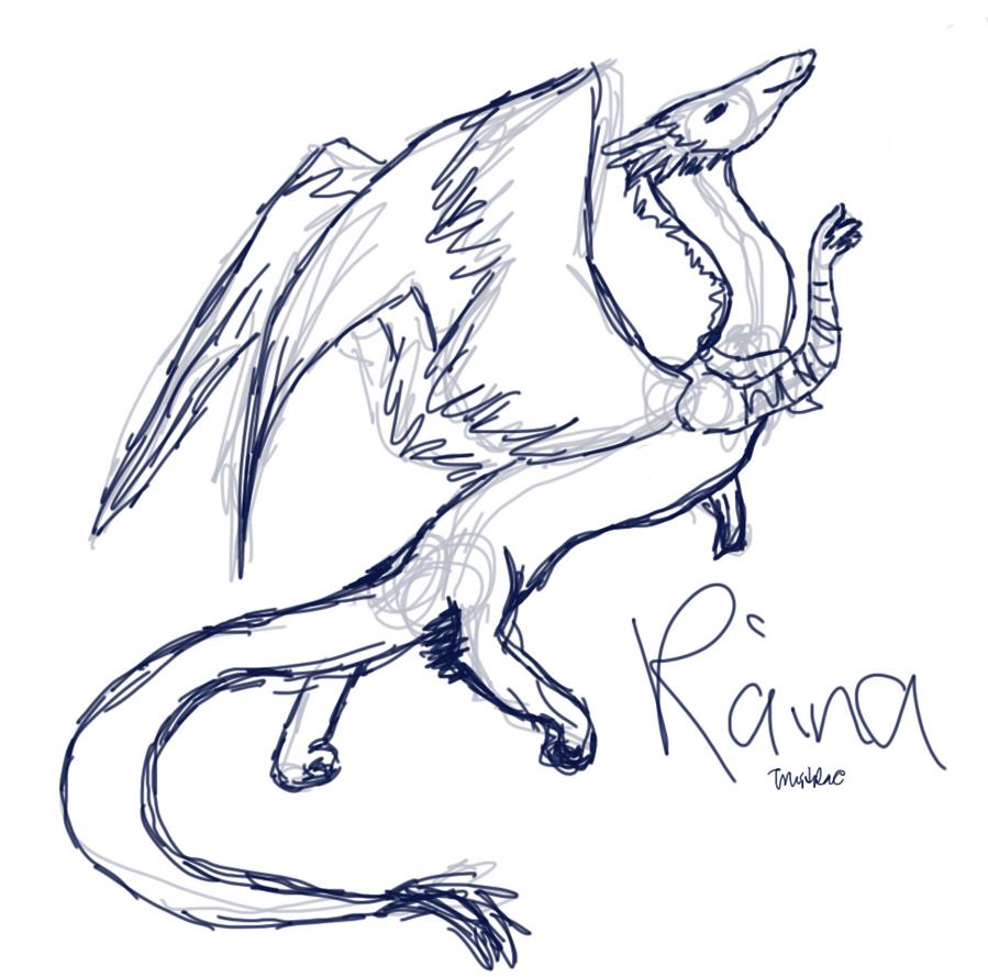 Raina - FR by Original-Rae
