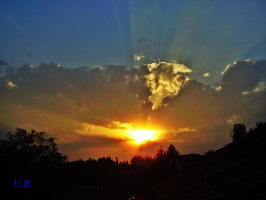 Sunset by LongLiveRockNRollVR