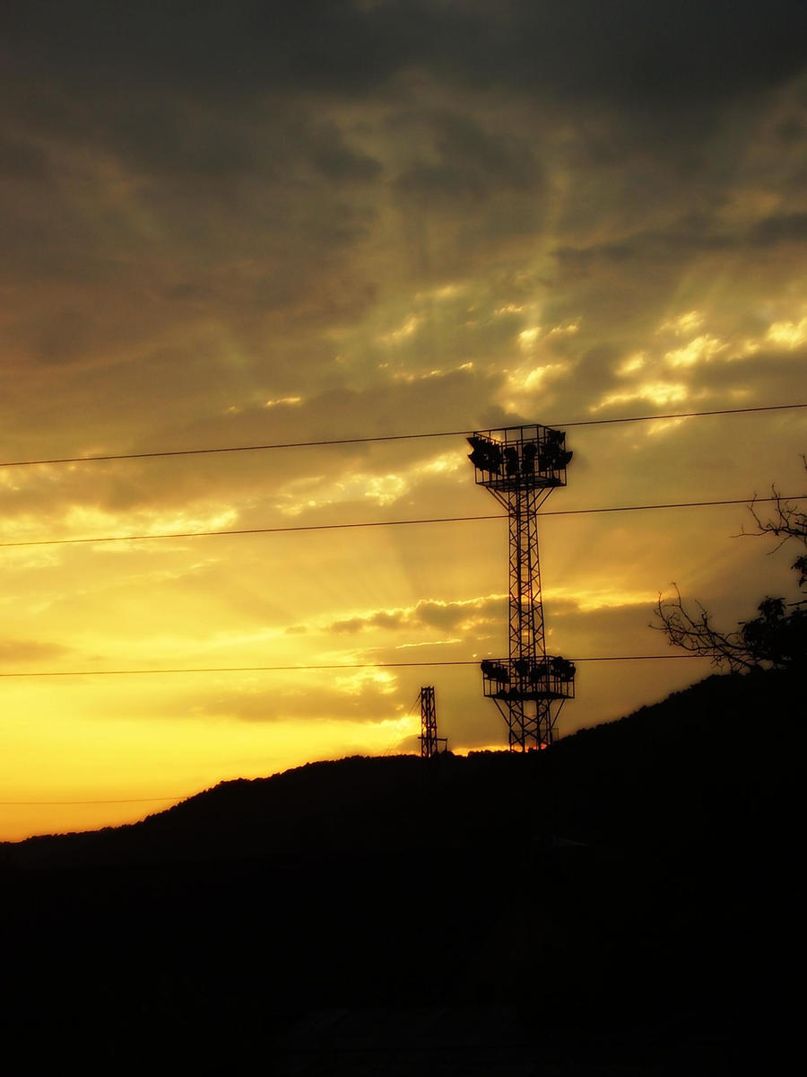 Sun Rising by LongLiveRockNRollVR