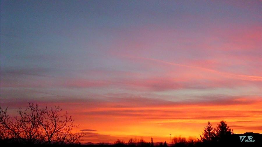 Windy sunset by LongLiveRockNRollVR