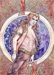 Loki 3 by MoraShadow