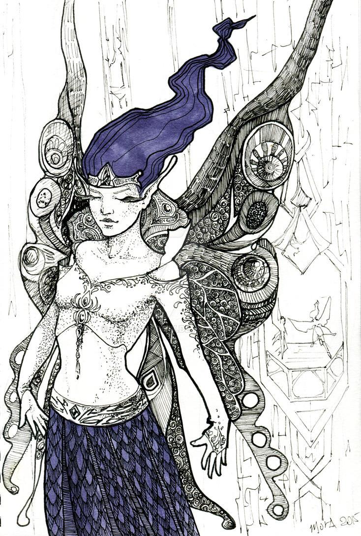 Princess fairies by MoraShadow