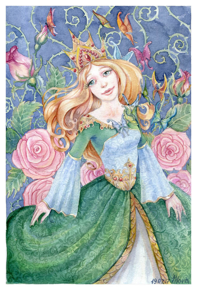 princess by MoraShadow