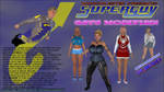Superguy Gets Modified! - 113 Pg Comic on sale! by WikkidLester