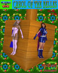 Carol of the Belles chapter 4 cover