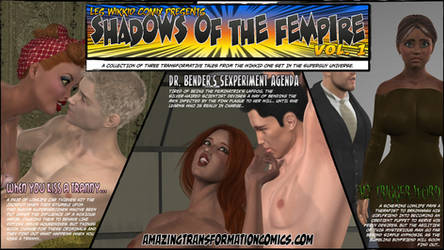 Shadows of the Fempire Vol. 1 by WikkidLester