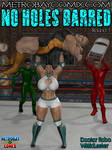 No Holes Barred cover1 by WikkidLester
