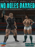 No Holes Barred cover2 by WikkidLester