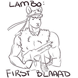Lambo: First Blaaad by quark777