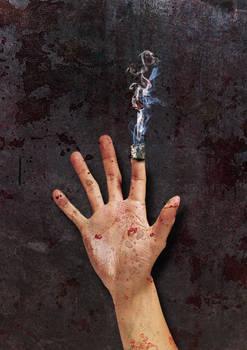 Cigarette Hand