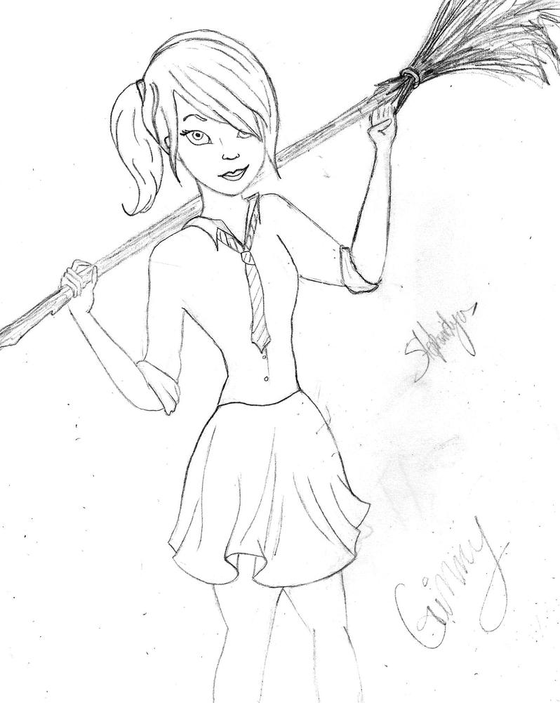 Ginny Weasley Coloring Pages Coloring Pages Ginny Weasley Coloring Pages