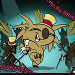 Dancing Sentry Rats: Animated by KoalitionComics