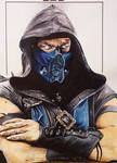 Sub-Zero - Mortal Kombat IX