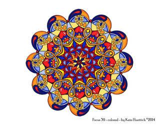 Focus 39 - colored