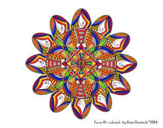 Focus 41 - colored