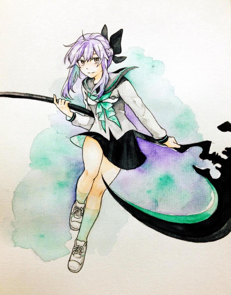 Owari no seraph by blackrainbow2304