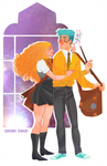 Teddy and Victoire Revised
