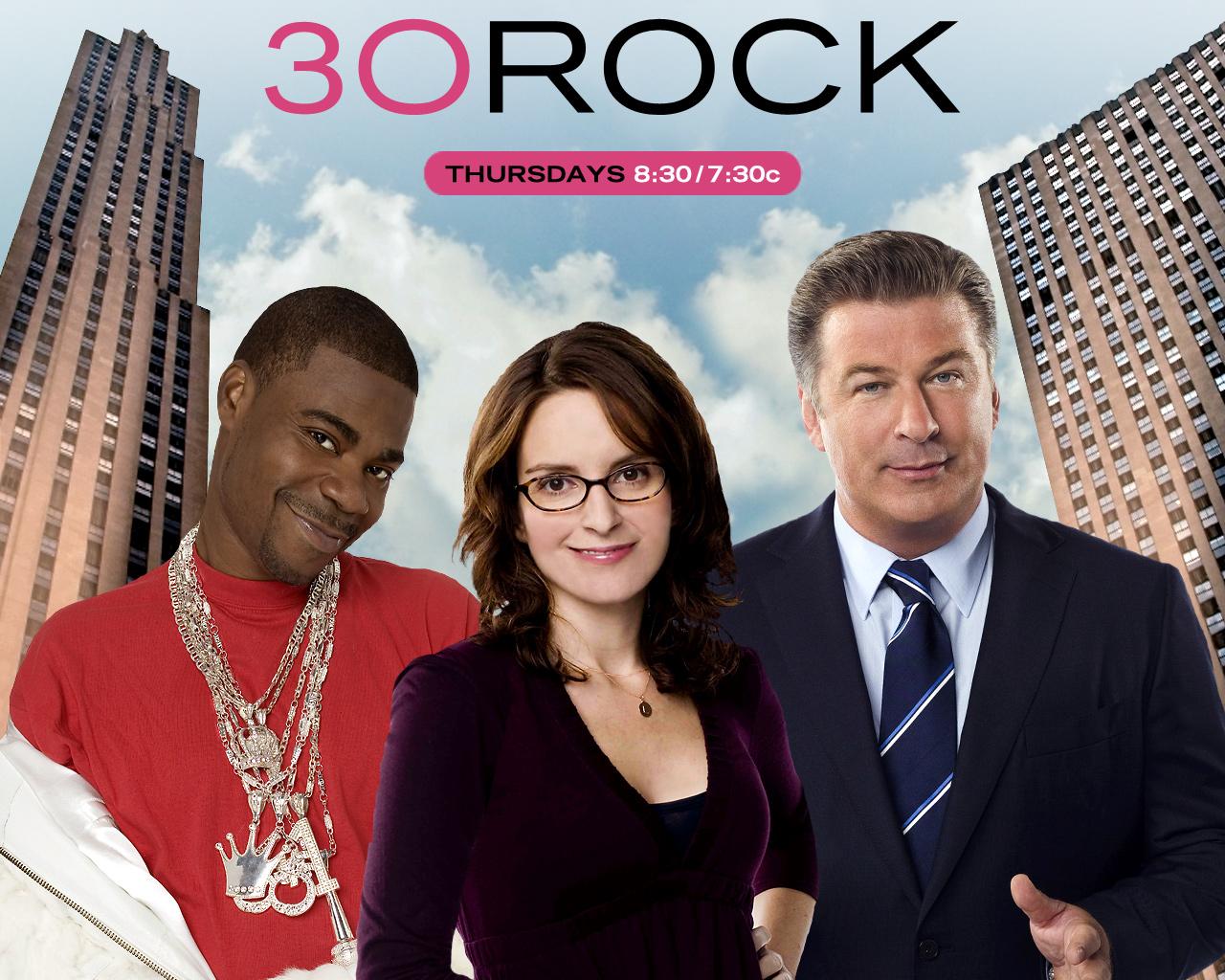 Rockefeller Plaza (30 Rock): Tina Fey y su universo