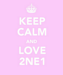 LOVE 2NE1 by snowflakeVIP