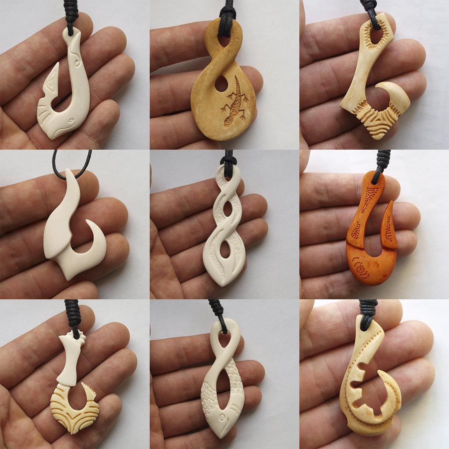 Maori Amulets 1 by BDSart