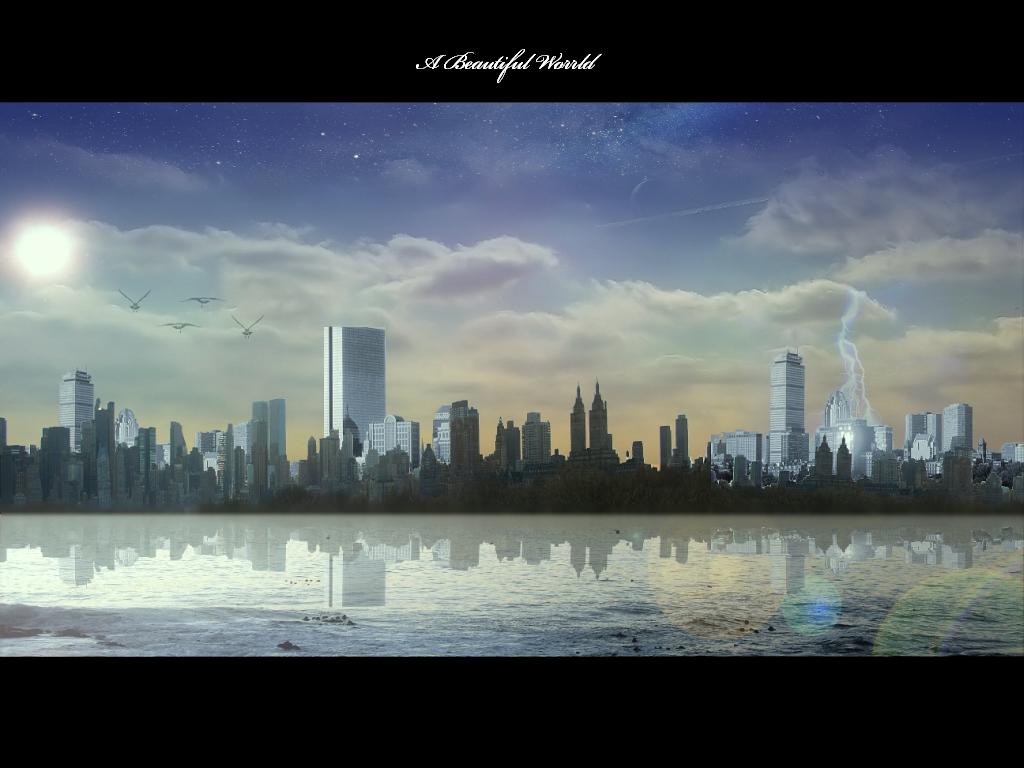 A Beautiful World by jomet