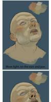 Digi. Painting Portrait: Part2