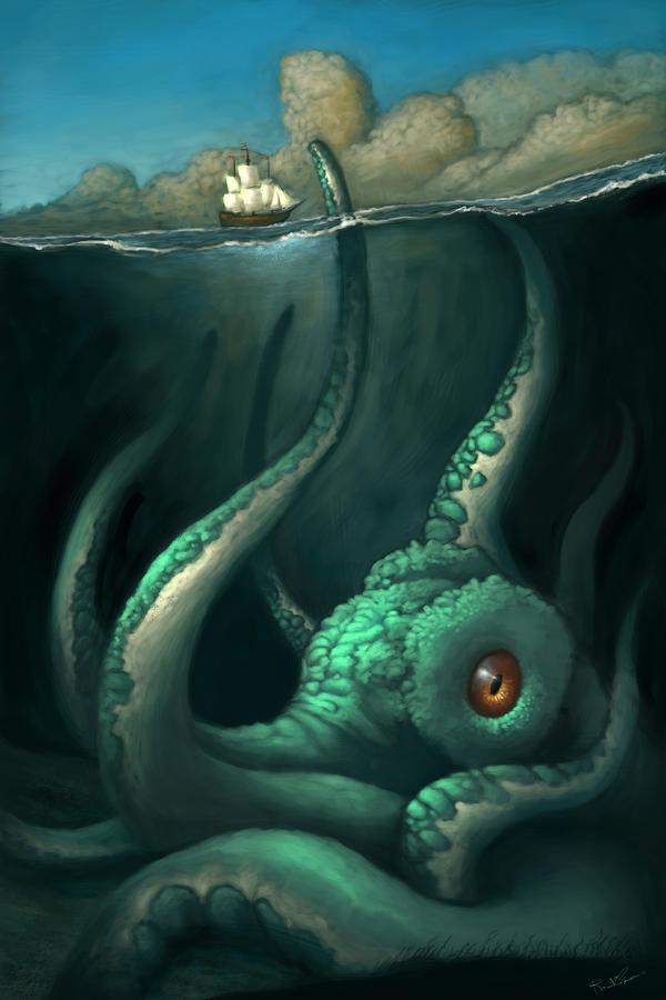 monsters from a sea 2