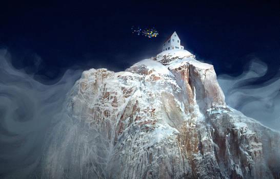 Up: Arctic Seclusion