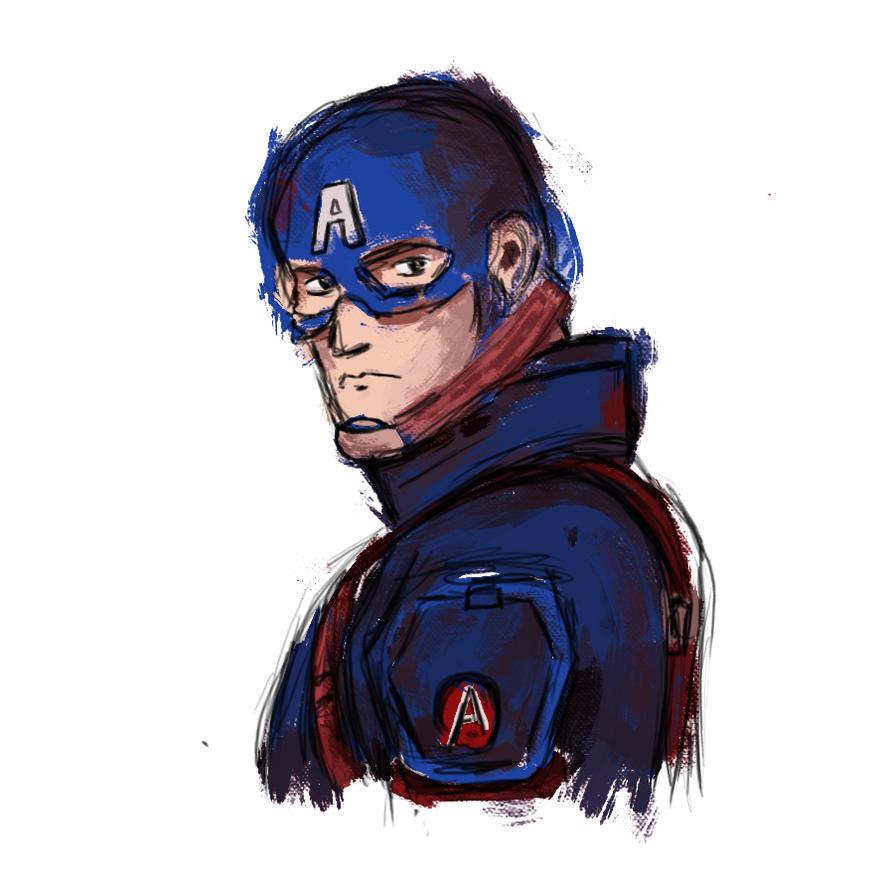 Captain America Civil War by smackpop