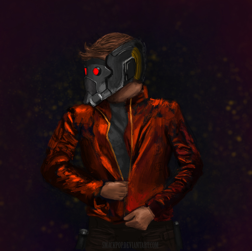 Starlord by smackpop