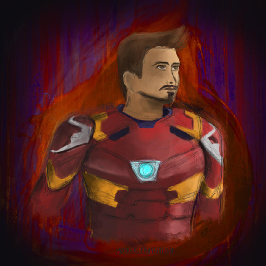 IronMan by smackpop